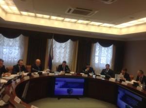 Попечительский совет признал работу Корпорации в 2012 году удовлетворительной