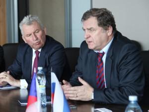 Промышленные предприятия Чехии заинтересованы в расширении сотрудничества с ОАО «Корпорация Развития»